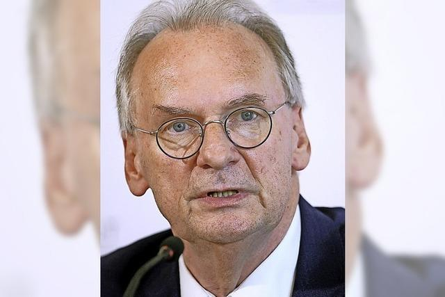 Haseloff erhält einen Denkzettel im Landtag