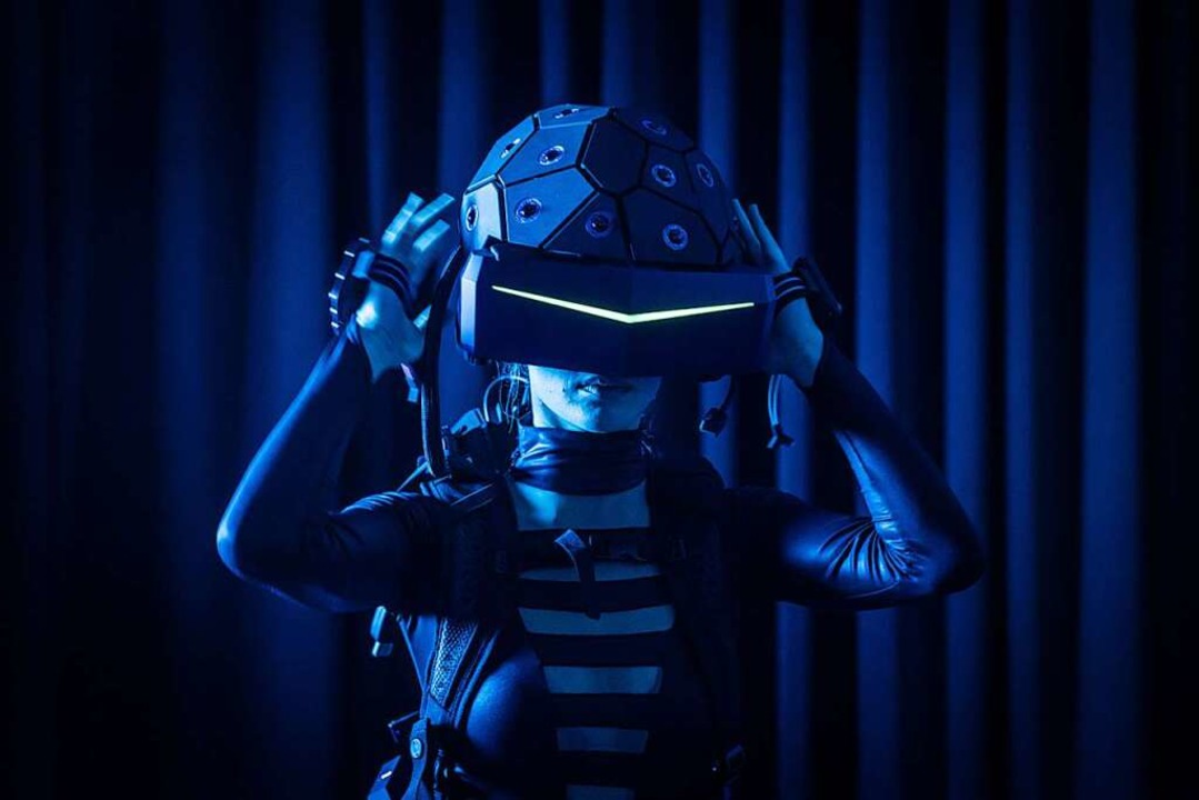 Virtual-Reality-Technologien wie etwa ...ftig auch im Elsass entwickelt werden.  | Foto: bz