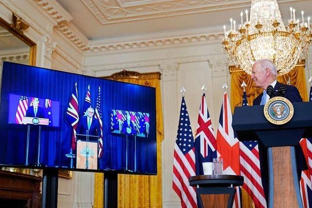 Australiens Atom-U-Boot-Deal erzürnt nicht nur China