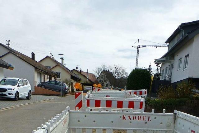In Steinen-Höllstein werden ab Oktober Kabel verlegt