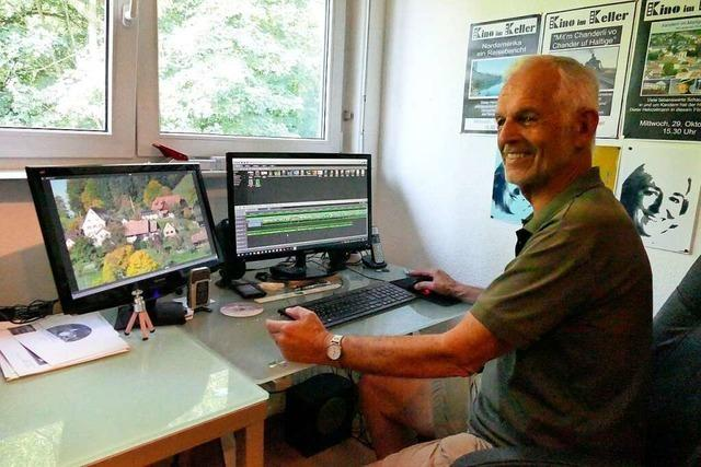 Dieter Heinzelman dreht Film-Hommage an Sitzenkirch