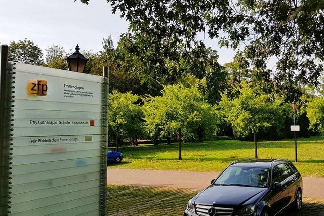Zentrum für Psychiatrie plant neues Wohnheim im Außenbereich