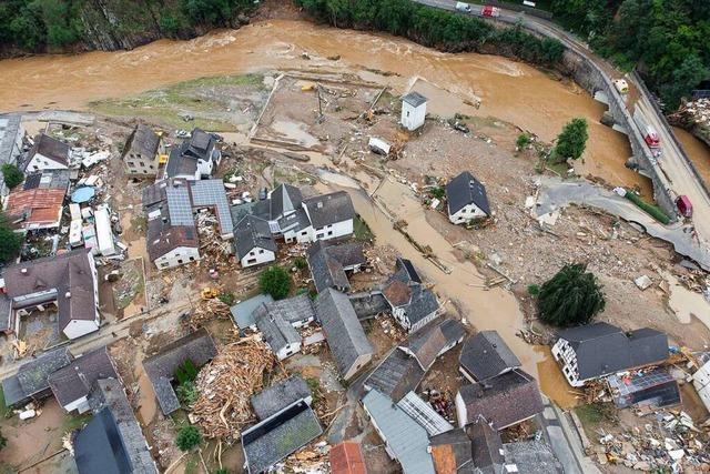 Was vier Helfende aus dem Kreis Emmendingen in Ahrweiler erlebten