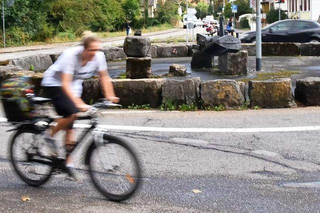 Kreisel gilt in Schopfheim als Lebensgefährlich – und wird umgestaltet