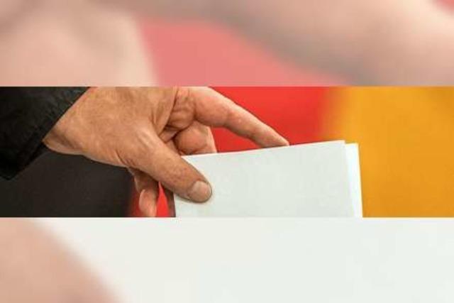 Wahlkreis Emmendingen-Lahr: Die Kandidatinnen und Kandidaten