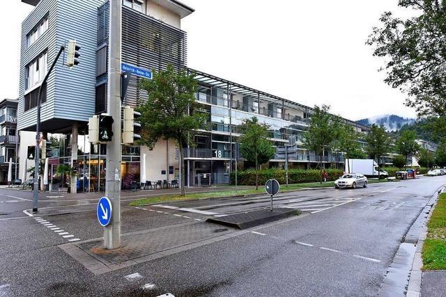 Protest gegen höhere Mieten in Freiburger Seniorenwohnungen