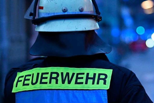 Kabelbrand in Steinener Supermarkt wird rechtzeitig bemerkt
