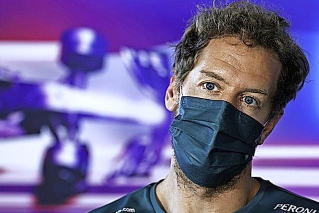 Vettel macht weiter und sieht große Chance