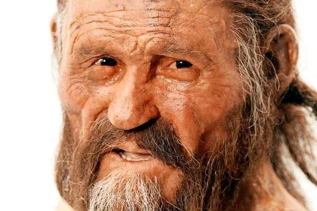 Vor 30 Jahren wurde Ötzi in den Alpen gefunden