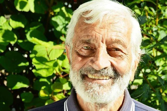 Hubert Döbele, der frühere Leiter der Redaktion Zell, ist gestorben