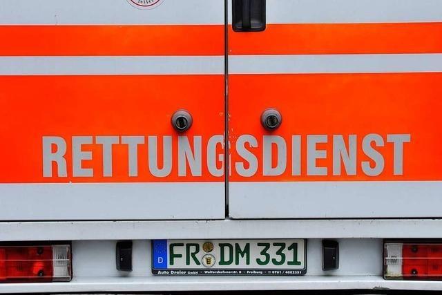 Heftiger Magen-Darm-Infekt in Freiburger Flüchtlingsheim