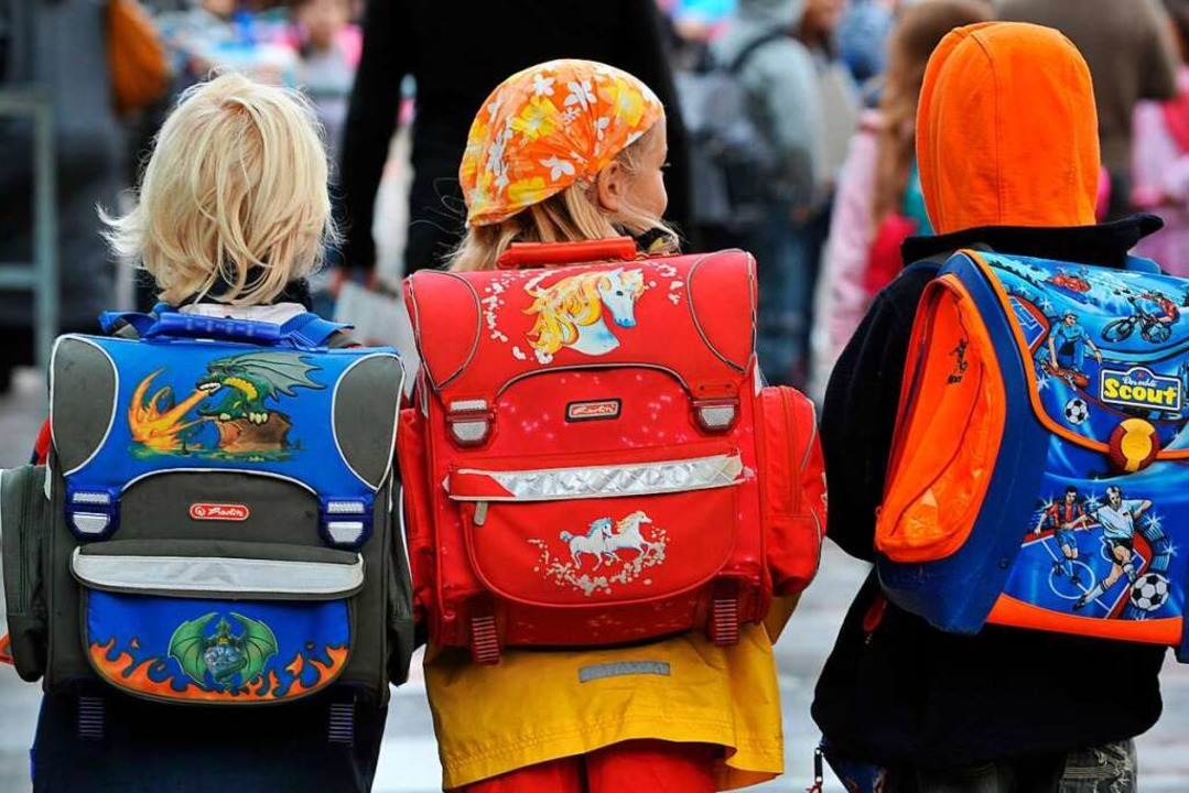 Eltern sollten  Vertrauen in ihre Kinder haben.  | Foto: Patrick Seeger (dpa)