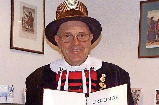 Hohe Auszeichnung für Gerhard Neugebauer