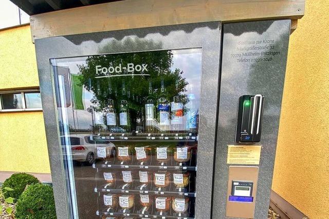 Diese Automaten machen Markgräfler Genüsse rund um die Uhr verfügbar