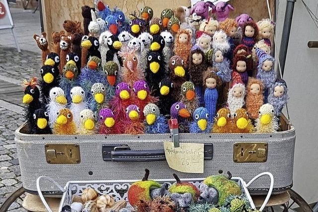 In Emmendingen findet der Herbst-Künstlermarkt statt