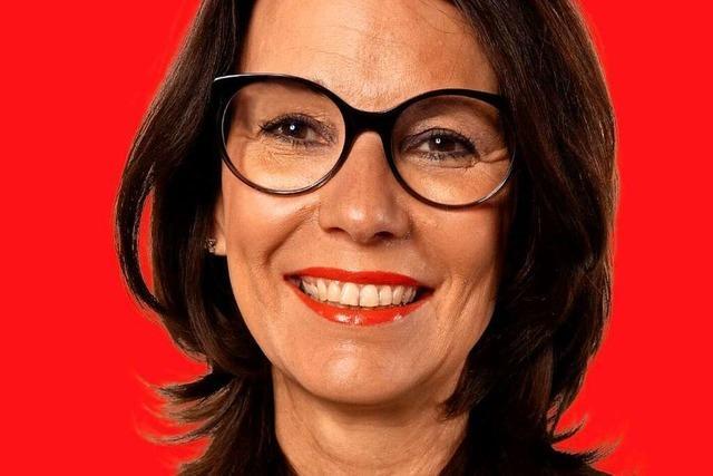 Rita Schwarzelühr-Sutter (SPD) möchte den Klimawandel stoppen