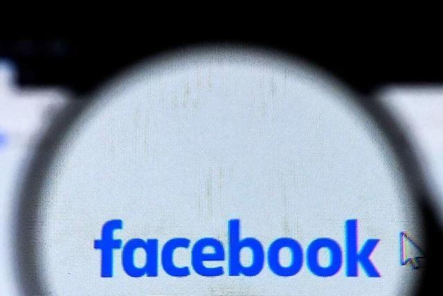 Lob für Facebook-Löschaktion gegen