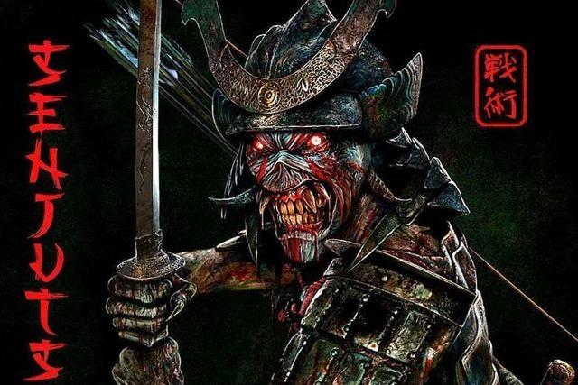 Iron Maiden melden sich zurück – in Hochform!