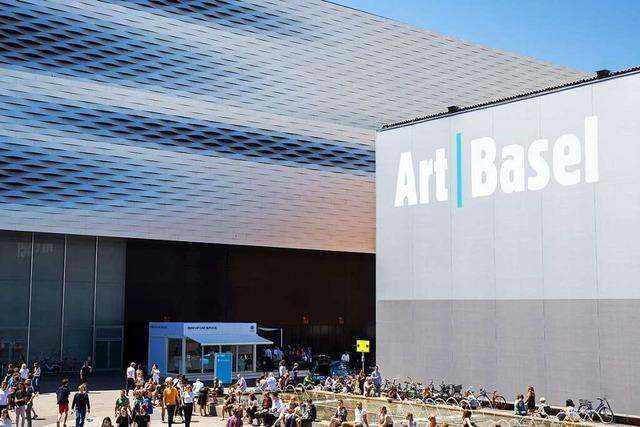 Die Art & Co. beleben die Messestadt Basel