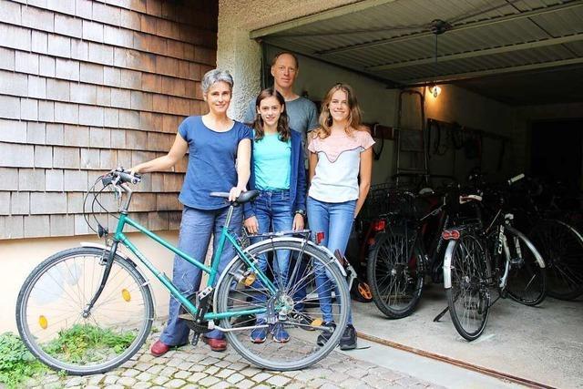 Eine Kirchzartener Familie verzichtet seit zwei Jahren auf ein eigenes Auto – wie klappt das?
