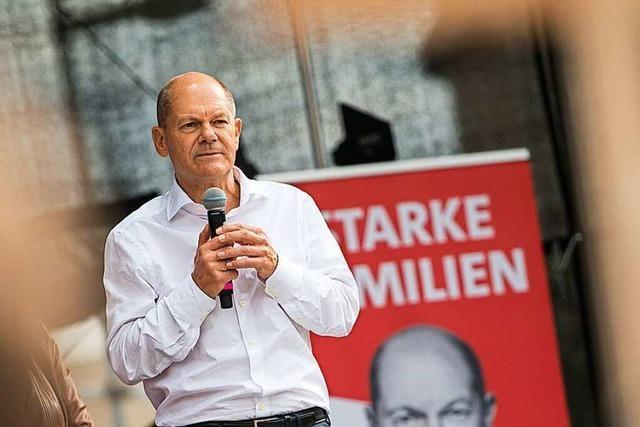 Olaf Scholz – ein Zusammenführer, der Kanzler aller Deutschen wird?
