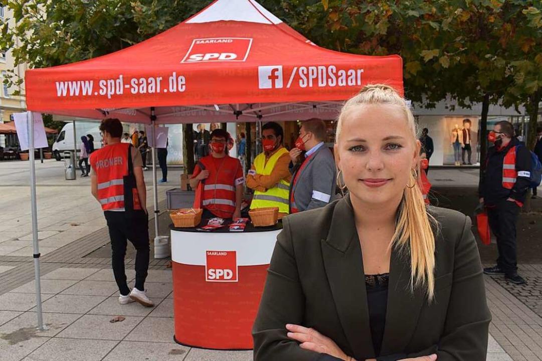 Saar-Juso-Chefin Kira Braun  | Foto: Ronny Gert Bürckholdt