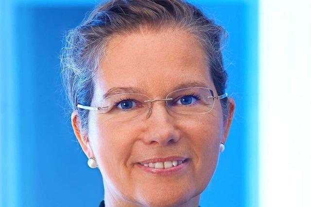 Diana Stöcker (CDU) will die EU wirtschaftlich und sicherheitspolitisch stärken