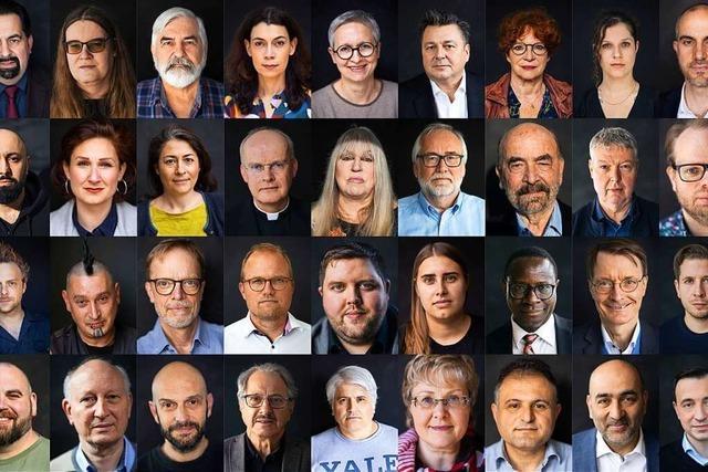 Lörracher Stiftung zeigt Menschen, die auf Feindeslisten von Rechten stehen