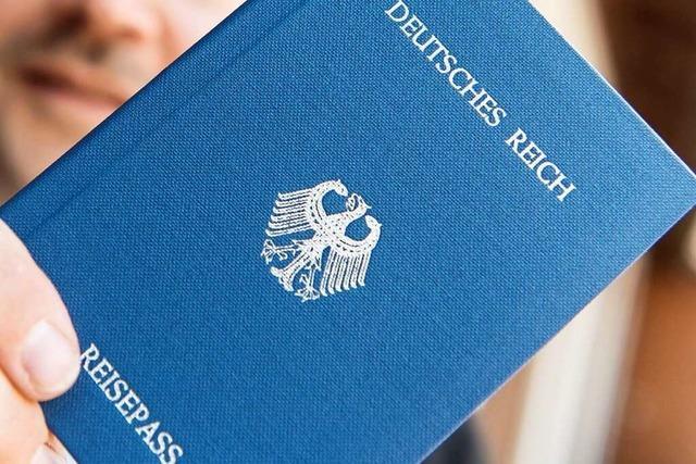 Die Reichsbürgerszene in der Region wächst