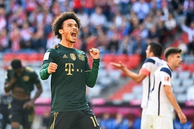 FC Bayern München lässt gegen den VfL Bochum keine Gnade walten