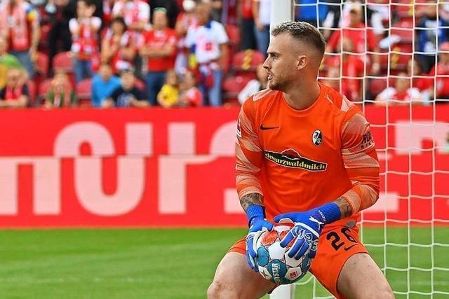Gegen Mainz 05 strahlt SC-Keeper Mark Flekken Sicherheit aus