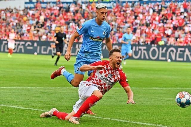 Beim 0:0-Unentschieden in Mainz stimmt die Freiburger Defensivleistung