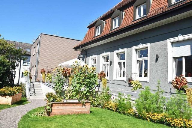 Wohnen in der Villa Steingasse in Schallstadt – fast wie zu Hause