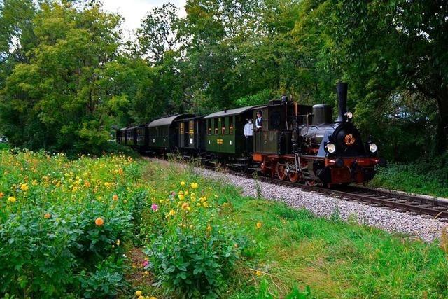 Die Kandertalbahn braucht einen neuen Kohlelieferanten