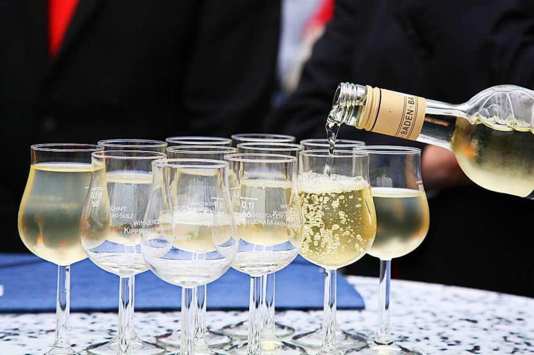 Inn Kippenheim will 2022 wieder ein Weinfest stattfinden.    Foto: Sandra Decoux-Kone