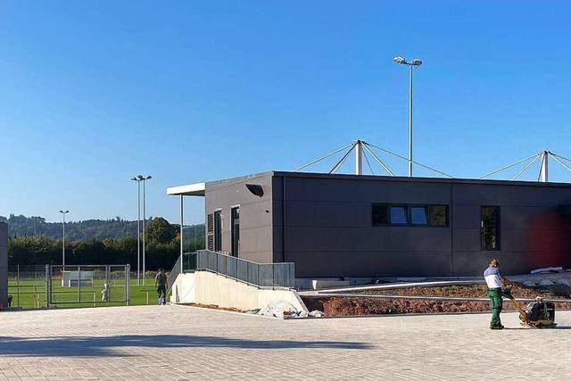 Der FSV Rheinfelden hat endlich eine neue Heimat