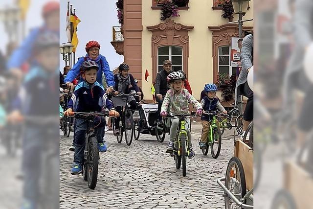 Probefahrten mit E-Lastenrad und E-Bike sehr gefragt