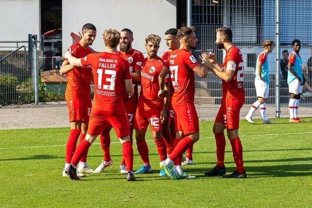 Mit taktischer Flexibilität hat der Bahlinger SC die VfB-Offensive lahmgelegt