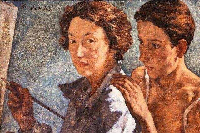 Die Fondation Beyeler blickt Malerinnen über die Schulter