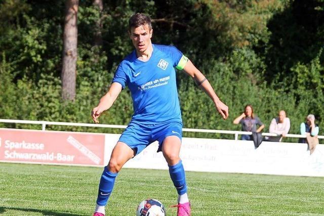 Last-Minute-Sieg des FC Neustadt beim FV Marbach