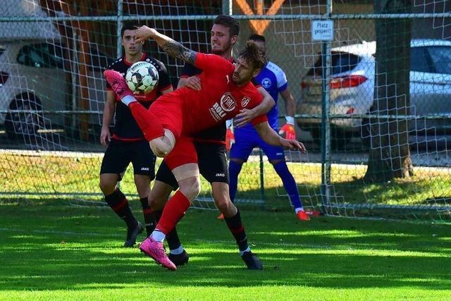 FC Auggen und die SF Elzach-Yach teilen nach intensiven 90 Minuten die Punkte
