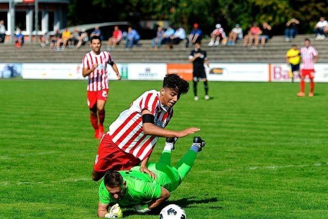 Offenburger FV setzt sich 4:0 gegen den FC 08 Villingen II durch
