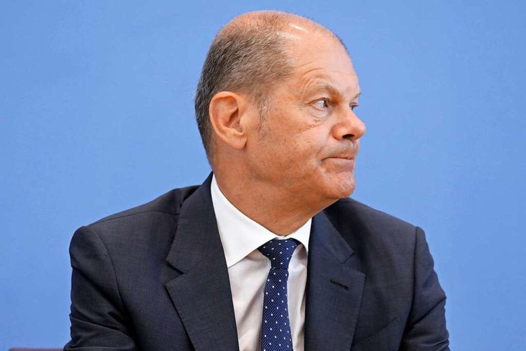 Finanzminister und SPD-Kanzlerkandidat...die Razzia in seinem Haus für unnötig.    Foto: Jens Schicke via www.imago-images.de