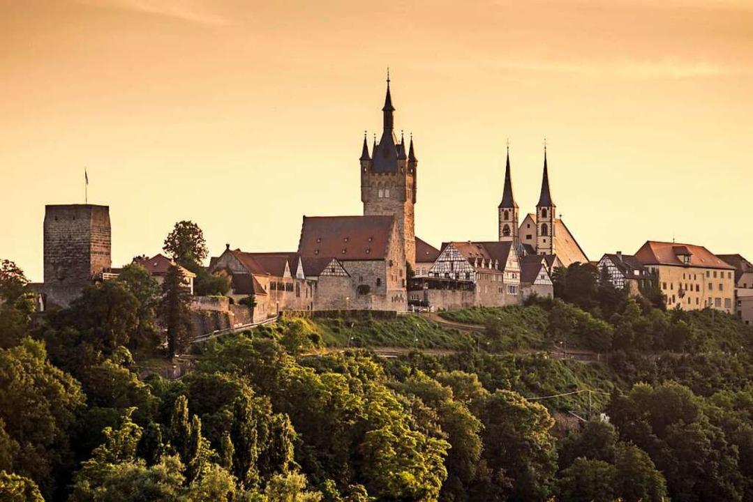 Metropole des Mittelalters: die Stauferpfalz Bad Wimpfen  | Foto: M.Schoebel
