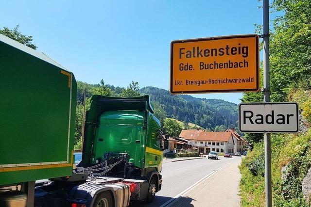 Alle Kandidaten im Wahlkreis Waldshut wollen den Tunnel in Falkensteig