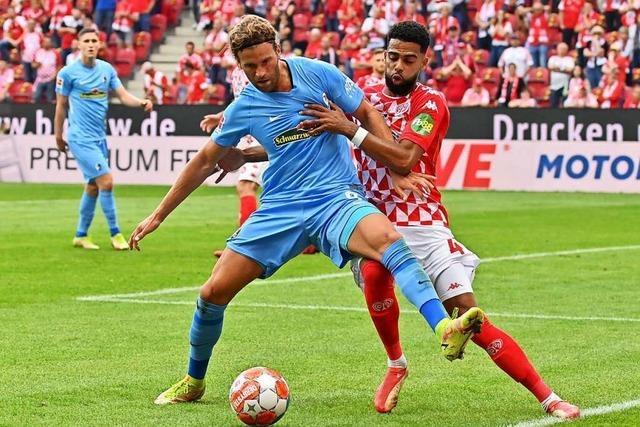 In Mainz gelang den SC-Profis eine reife Leistung