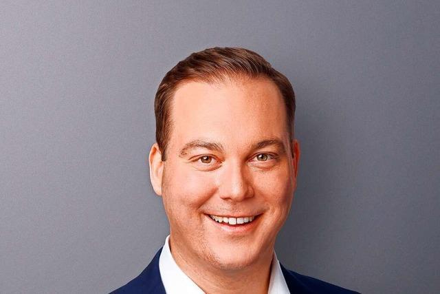 Felix Schreiner (CDU) will mehr Transparenz in der Politik
