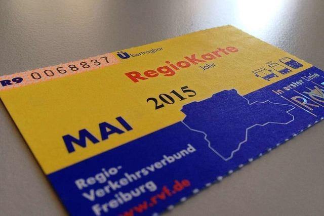 57-Jähriger fälscht Monatskarte und wird in Freiburg von der Polizei erwartet