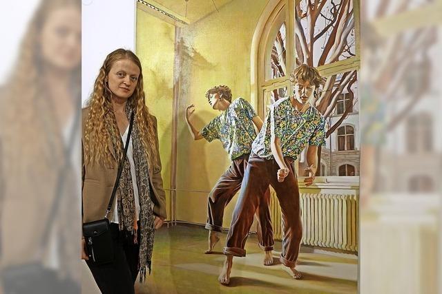Junge Meister zeigen Kunst in einer Ausnahmezeit