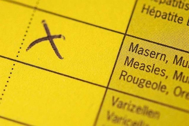Welche Impfungen sollten Erwachsene jenseits von Corona haben?